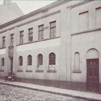 Foto vom Handwerkerbetrieb in der Neustraße 2 in Velbert, 1866
