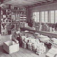 Geschäft, 1918