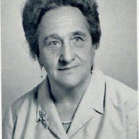 Berta Grossteinbeck, 1949