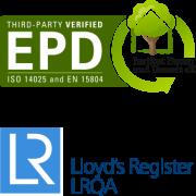 OGRO Nachhaltigkeit – Lloyds Register LRQA, EPD