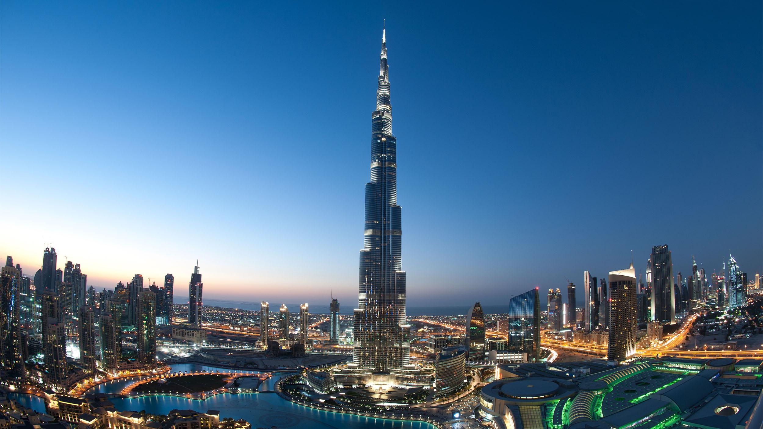 OGRO Bendo verwendet in Burj Khalifa, Dubai